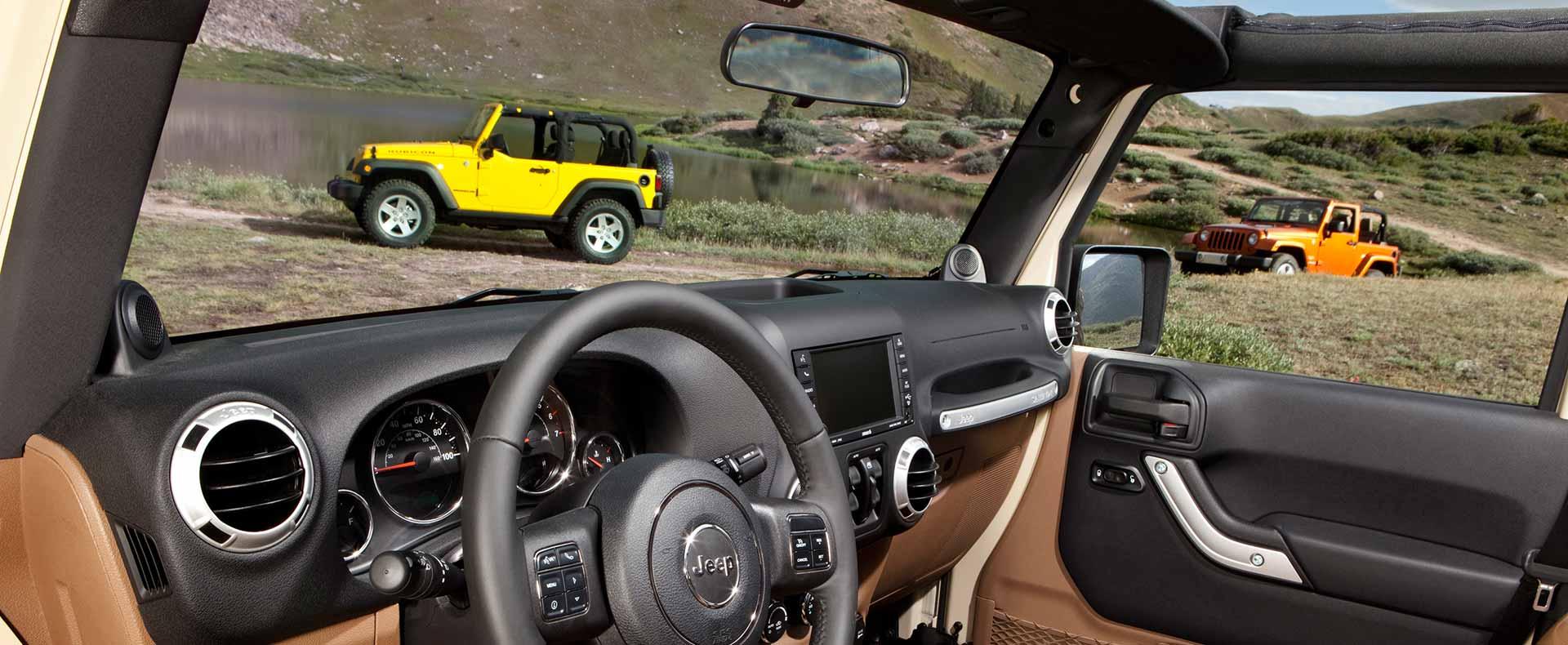 Refacciones y Accesorios Exteriores e Interiores Jeep